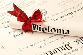 Filosofia Exedra - diploma